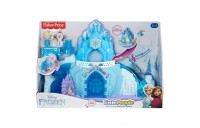 Fisher-Price Little People Disney Frozen Elsa's Ice Palace Deal