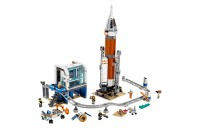 LEGO City Space Deep Space Rocket and Launch Control 60228 Model Rocket Building Kit with Minifigures Deal