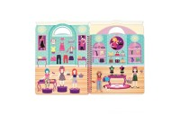 Melissa & Doug Deluxe Puffy Sticker Activity Book Set: Day of Glamour and Riding Club - 392 Reusable Stickers Deal