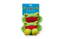 Melissa & Doug Sunny Patch Froggy Toss and Grip Catching Game With 2 Balls Deal