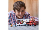LEGO City Great Vehicles Pickup & Caravan 60182 Deal