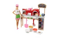 Barbie Careers Pizza Chef Doll and Playset Deal