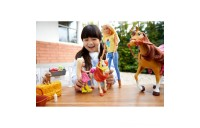 Barbie Hugs 'N' Horses Playset Deal