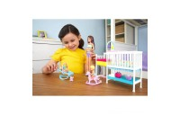 Barbie Skipper Babysitters Inc Nap 'n' Nurture Nursery Dolls and Playset Deal