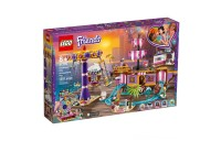 LEGO Friends Heartlake City Amusement Park with Toy Rollercoaster Building Set with Mini Dolls 41375 Deal