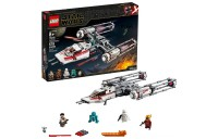 LEGO Star Wars: The Rise of Skywalker Resistance Y-Wing Starfighter 75249 New Advanced Collectible Starship Model Building Kit 578pc Deal