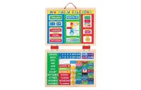 Melissa & Doug My First Daily Magnetic Calendar Deal