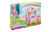 Barbie Club Chelsea Doll and Playhouse Deal