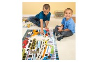 Melissa And Doug Traffic Jam Jumbo Floor Puzzle 24pc Deal