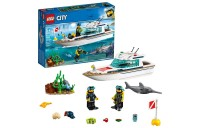 LEGO City Diving Yacht 60221 Deal