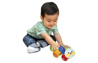 Melissa & Doug K's Kids Press and Go Inchworm Baby Toy - Rattles, Clicks, and Self Propels Deal