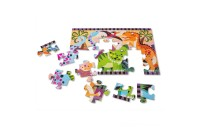 Melissa & Doug Dinosaur Dawn Jumbo Jigsaw Floor Puzzle (24pc, 2 x 3 feet) Deal