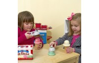 Melissa & Doug Scoop and Stack Ice Cream Cone Magnetic Pretend Play Set Deal