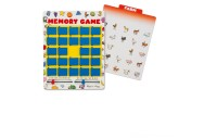 Melissa & Doug Flip to Win Travel Memory Game - Wooden Game Board, 7 Double-Sided Cards, Kids Unisex Deal