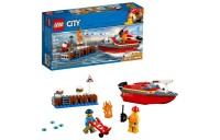 LEGO City Dock Side Fire 60213 Deal