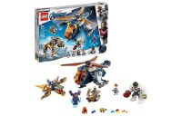 LEGO Super Heroes Marvel Avengers Hulk Helicopter Rescue 76144 Deal