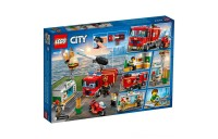 LEGO City Burger Bar Fire Rescue 60214 Deal