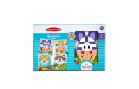 Melissa & Doug First Play 9pc Jigsaw Puzzle Set Safari Deal