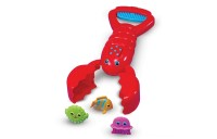 Melissa & Doug Sunny Patch Louie Lobster Claw Catcher - Grab-and-Squeeze Pool Toy Deal