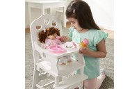 Melissa & Doug Mine to Love Time to Eat Doll 8 pc Accessories Feeding Set Deal