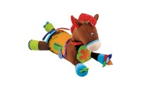 Melissa & Doug Giddy-Up and Play Baby Activity Toy - Multi-Sensory Horse Deal