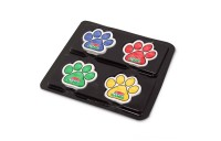 Melissa & Doug Puppy Pursuit Games - 6 Stuffed Dogs, 60 Cards - 10 Games With Variations Deal