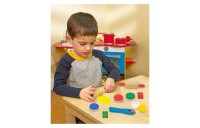 Melissa & Doug Shape, Model, and Mold Clay Activity Set - 4 Tubs of Modeling Dough and Tools Deal
