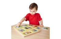 Melissa & Doug Nursery Rhymes 1 - Sound Puzzle 6pc Deal