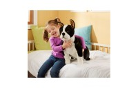 Melissa & Doug Giant Boston Terrier - Lifelike Stuffed Animal Dog Deal