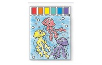 Melissa & Doug Paint With Water Activity Books Set: Farm, Ocean, Safari Deal