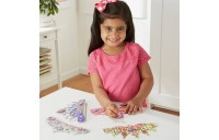 Melissa & Doug Simply Crafty Activity Kits Set: Terrific Tiaras, Marvelous Masks, Whimsical Wands (Makes 4 of Each) Deal