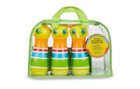 Melissa & Doug Rainbow Caterpillar Bowling Set Deal