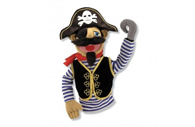 Melissa & Doug Pirate Puppet With Detachable Wooden Rod Deal