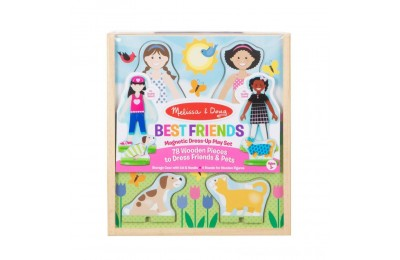 Melissa & Doug Best Friends Dress Up Deal