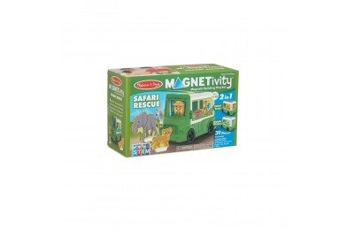 Melissa & Doug Magnetivity - Safari Rescue Deal