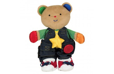 Melissa & Doug K's Kids - Teddy Wear Stuffed Bear Educational Toy Deal