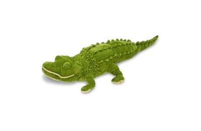 Melissa & Doug Giant Alligator - Lifelike Stuffed Animal (nearly 6 feet long) Deal