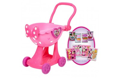 Disney Minnie's Happy Helpers Bowtique Shopping Cart Deal