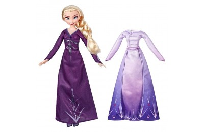 Black Friday 2020 Disney Frozen 2 Arendelle Fashions Elsa Fashion Doll With 2 Outfits Deal