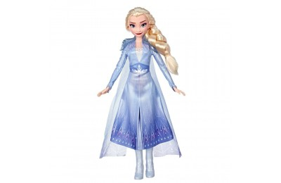 Black Friday 2020 Disney Frozen 2 Elsa Fashion Doll With Long Blonde Hair and Blue Outfit Deal