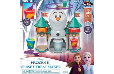 Disney Frozen 2 Slushy Treat Maker Activity Kit Deal