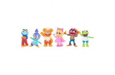 Disney Junior Muppet Babies Playroom Figure Set Deal