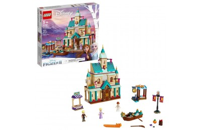 LEGO Disney Princess Frozen 2 Arendelle Castle Village 41167 Toy Castle Building Set for Imaginative Play Deal