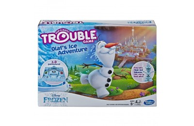 Trouble Disney Frozen Olaf's Ice Adventure Game Deal
