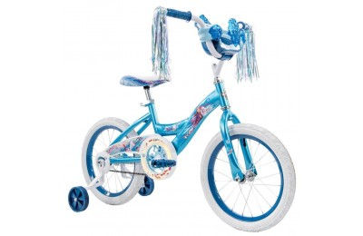 "Huffy Disney Frozen 2 16"" Bike - Blue, Girl's Deal"