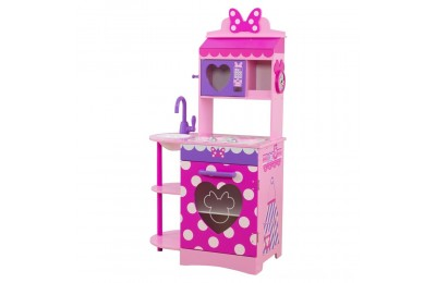 KidKraft Disney Jr. Minnie Mouse Toddler Kitchen Deal