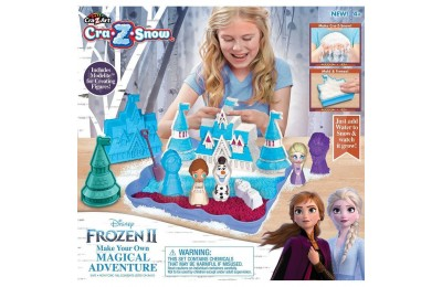 Disney Frozen 2 Make Your Own Magical Adventure Craft Activity Kit Deal