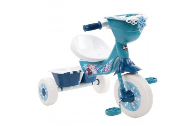 Black Friday 2020 Huffy Disney Frozen Secret Storage Tricycle - Blue, Girl's Deal