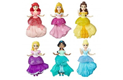 Disney Princess Rainbow Collection - 6pk Deal