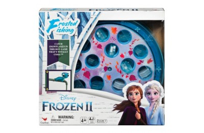 Black Friday 2020 Disney Frozen 2 Frosted Fishing Board Game, Kids Unisex Deal